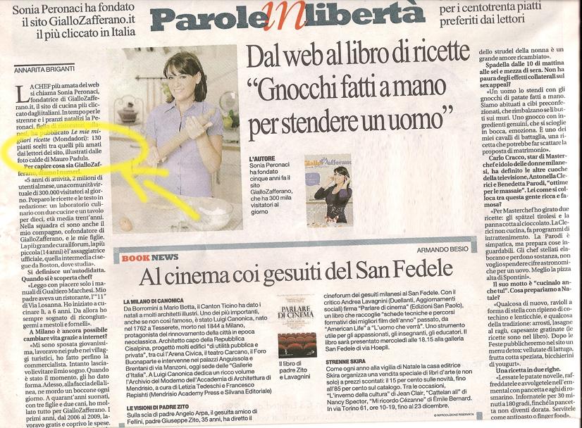 La Repubblica - 18 dicembre 2011