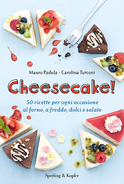 cheesecake cover libro