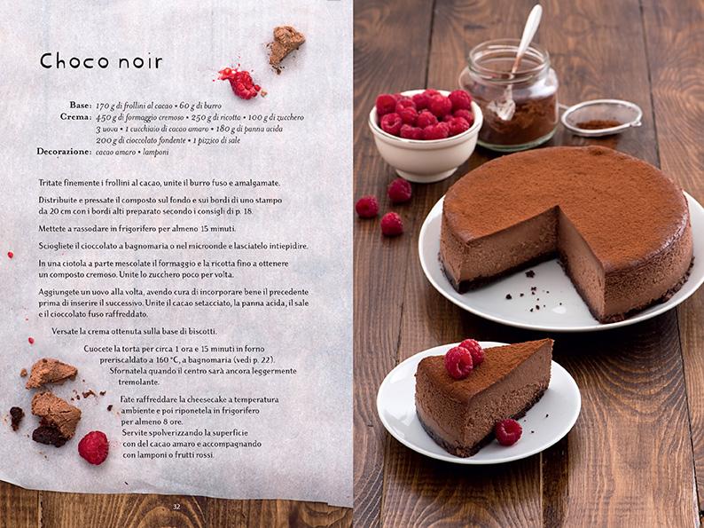 libro cheesecake